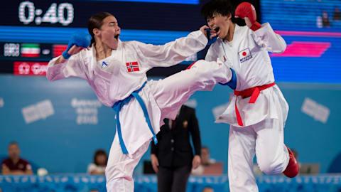 Women's Kumite +59kg Final - Karate | Buenos Aires 2018 YOG