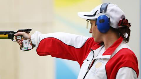 Nino Salukvadze : Mes temps forts de Rio