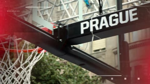 Prague World Tour Masters 2017 - FIBA 3x3 Basketball Magazines