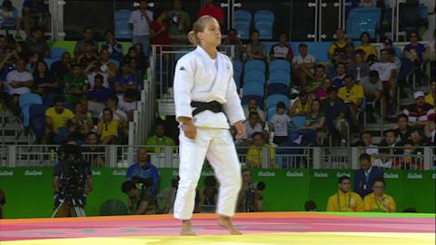 Judo @ Rio 2016 - Donne 52Kg Finale Oro