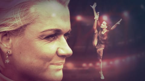 La Russe Svetlana Khorkina (version longue)