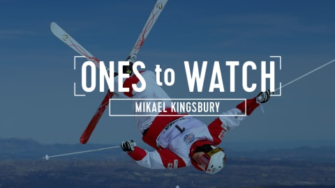 Mikaël Kingsbury: The King With An Audacious Childhood Dream