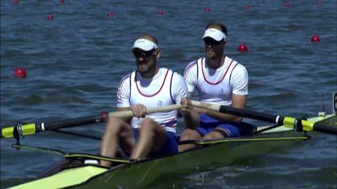 Coxless Pair Men | Rowing @ Rio 2016