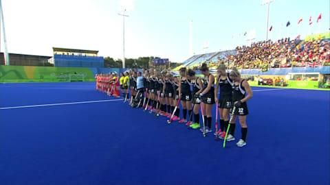 Grande-Bretagne 3-0 Nouvelle-Zélande
