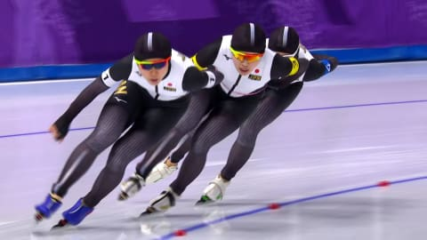 Women's Team Pursuit Finals - Speed Skating | PyeongChang 2018 Highlights