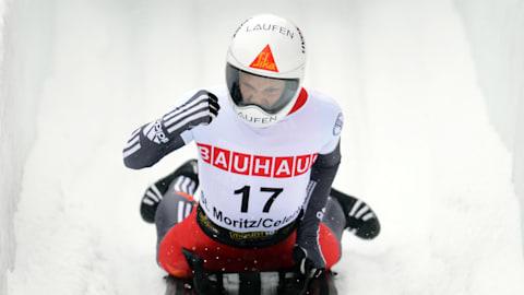 Men's Skeleton - Run 1 | IBSF World Cup - St. Moritz