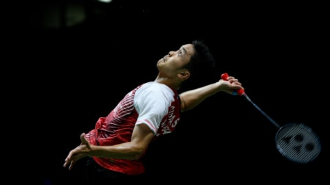 Indonesia's Anthony Ginting - Much more than badminton's 'giantkiller'