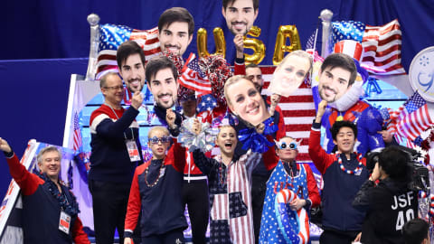 USA win World Team Trophy as Tuktamysheva and French pair claim victories on final day