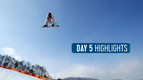 Day 5 Highlights | Pyeongchang 2018