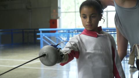 Fencing coming of age in Brazil
