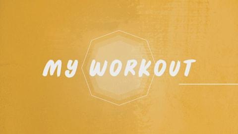 Modern Pentathlon: Elodie Clouvel's flexibility workout