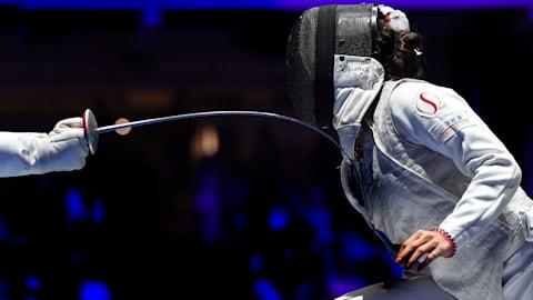 フェンシング世界選手権8日目:女子フルーレ団体は5位で終了 男子フルーレ、女子サーブルはともに9位