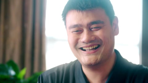 Yao Ming picks his dream 3x3 dream