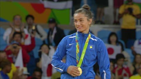 A tutta Rio: la finale femminile del judo categoria -52 kg