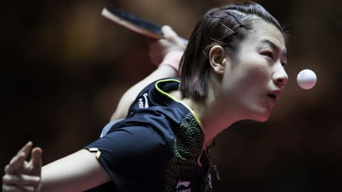 Olympic champion Ding Ning finds winning formula at Bulgaria Open