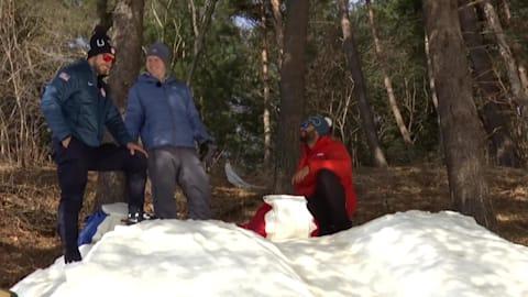 马萨德泽挑战雪橇翻腾能否有银牌表现?
