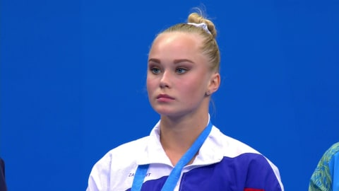 Finales Concours Général | Gymnastique Artistique - Jeux Européens - Minsk