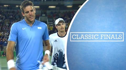 Men's Tennis Singles Final, Rio 2016