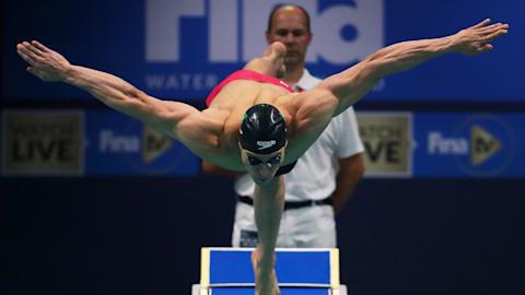 第3天 - 半决赛和决赛 | 游泳 - FINA 世锦赛 - 光州