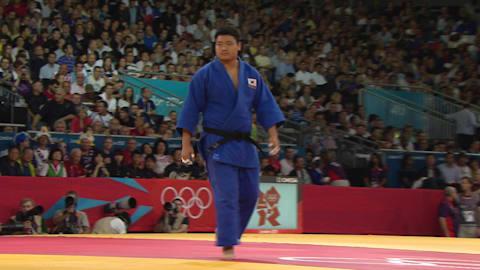 Judo @ Londra 2012 - Uomini oltre 100Kg Finale Bronzo 2