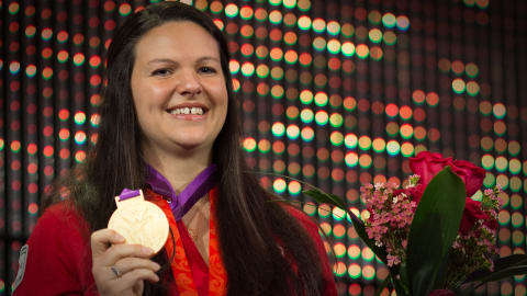 How Christine Girard was finally awarded the gold medal she deserved