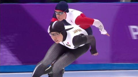 Women's 500m - Speed Skating | PyeongChang 2018 Highlights