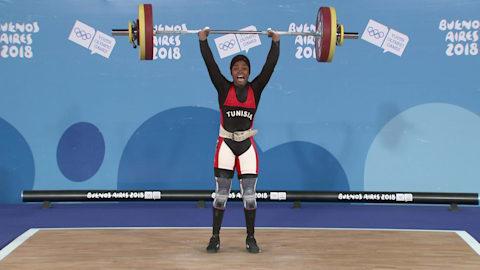 Women's 58kg - Weightlifting | YOG 2018 Highlights
