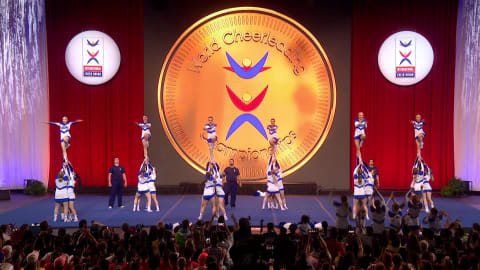 All Girl Premier Highlights | ICU World Cheerleading Championships - Orlando