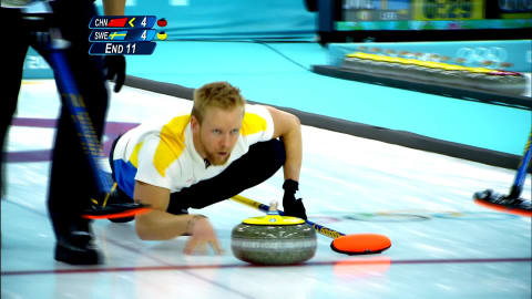 Niklas Edin the curling mathematician