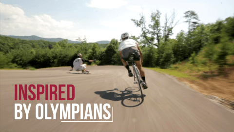 Athleten sind unglaublich I Inspired by Olympians