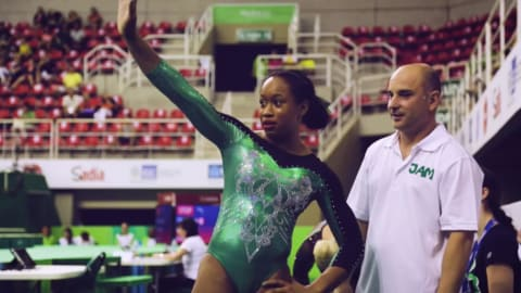 A Day in the Life of an Olympic Gymnast with Toni-Ann Williams