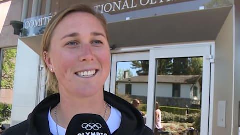 Rower Emma Twigg to un-retire with epic bike ride