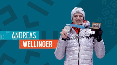 Andreas Wellinger: Meus Destaques de PyeongChang