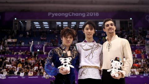 Javier Fernandez opens up about friendship with Yuzuru Hanyu