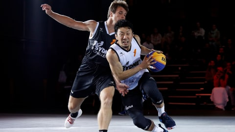 FIBA 3×3アジアカップ2019予選ラウンド、日本代表は男女ともに準々決勝進出