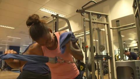 Rio 2016 facilities help local hero Rafaela Silva to keep building a legacy