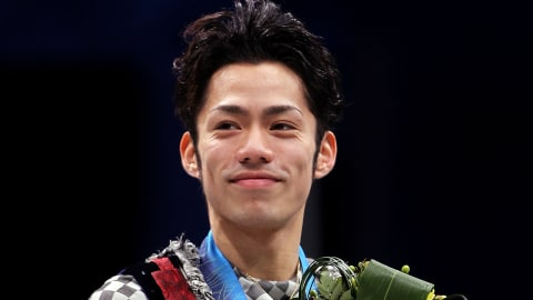Daisuke Takahashi describes Yuzuru Hanyu and other rivals in one word
