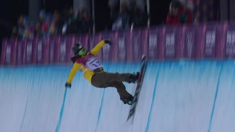 Women's Halfpipe - Snowboard | Sochi 2014 Replays
