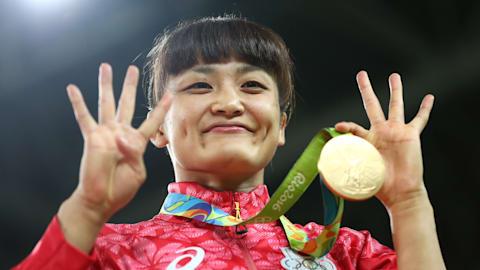 レスリング女子フリースタイル:世界最強女子軍団、東京五輪でもメダル量産へ