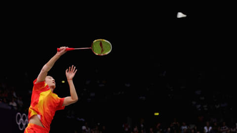The beauty of Badminton