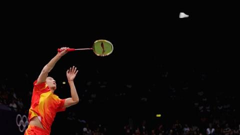 A beleza do Badminton
