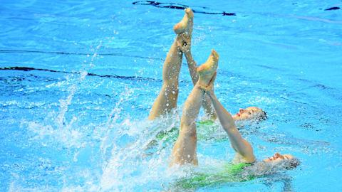 Freie Comb. Vorrunde | Kunstswimmen - FINA Weltmeisterschaft - Gwangju