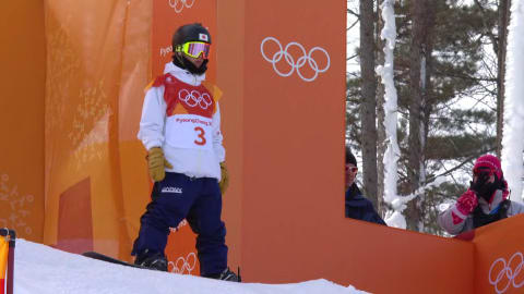 Halfpipe Hommes Qualifications - Snowboard | Replay de PyeongChang