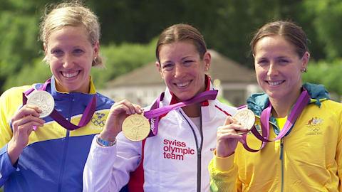 Women's Triathlon | London 2012 Replays