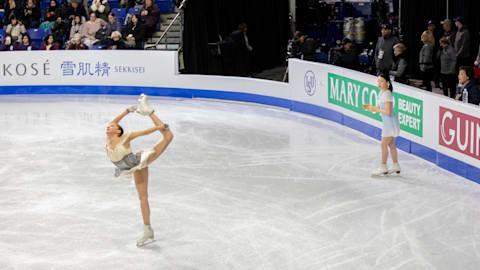 フィギュアスケートのGPファイナルがバンクーバーで開幕:女子フィギュアでは日本とロシアの正面対決