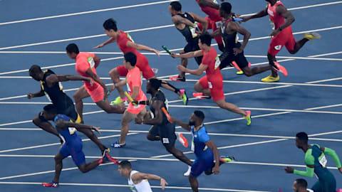4×100メートルリレーの日本男子には世界も注目。戦力充実で、東京五輪では金メダル獲得も十分に可能