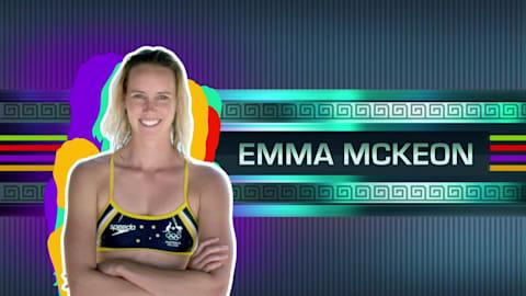 Die Olympioniken - Emma McKeon