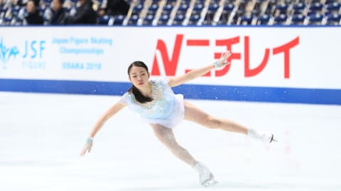 Kihira struggles in Japan short program; Zagitova on top in Russia as Medvedeva toils
