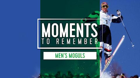 オリンピック史に残る男子モーグルの名場面3選