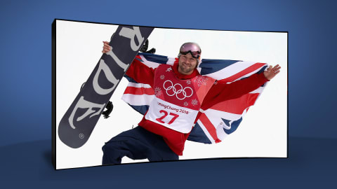 Billy Morgan | PyeongChang 2018 | Take the Mic